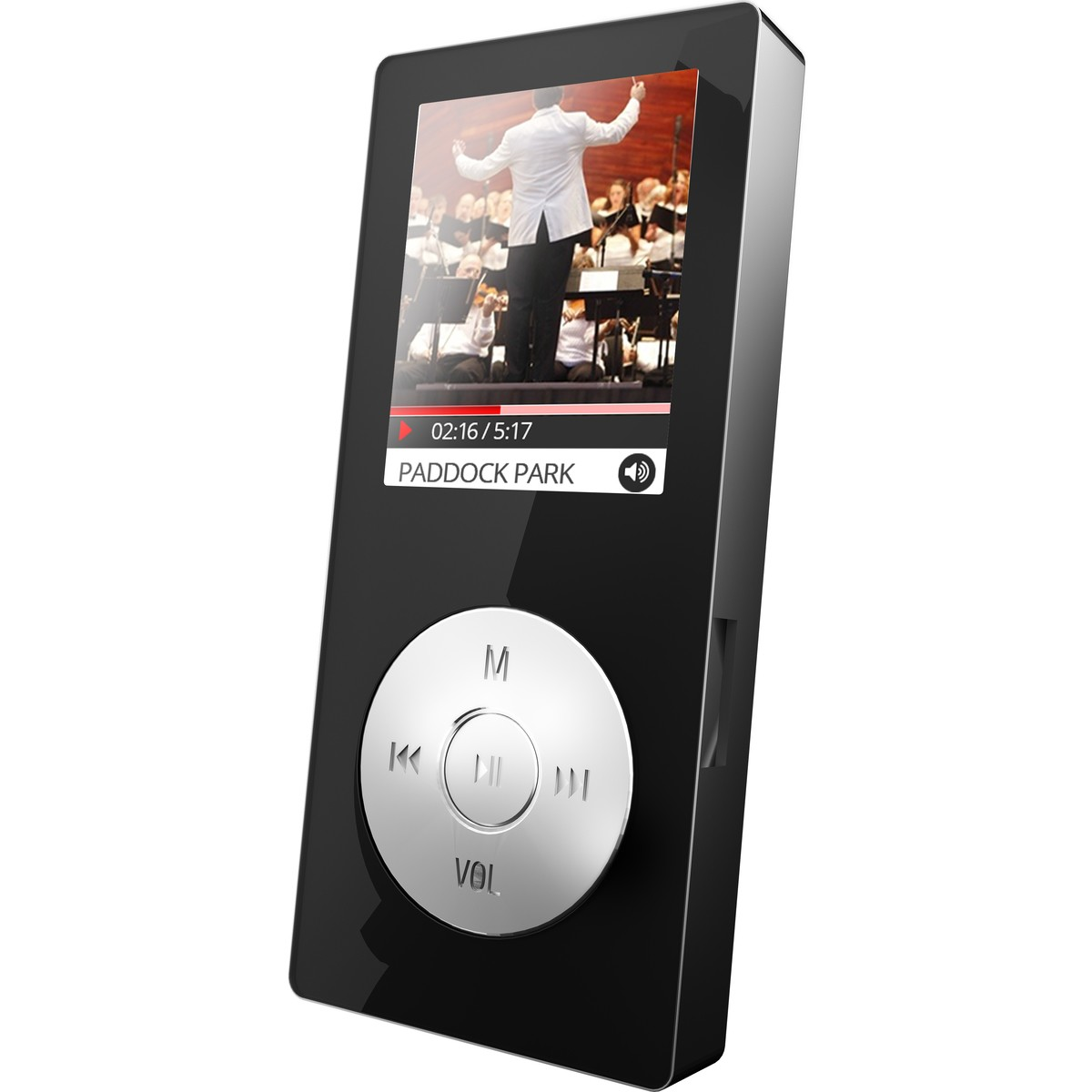 Display 32gb Laser Mp4 Player With 1 8