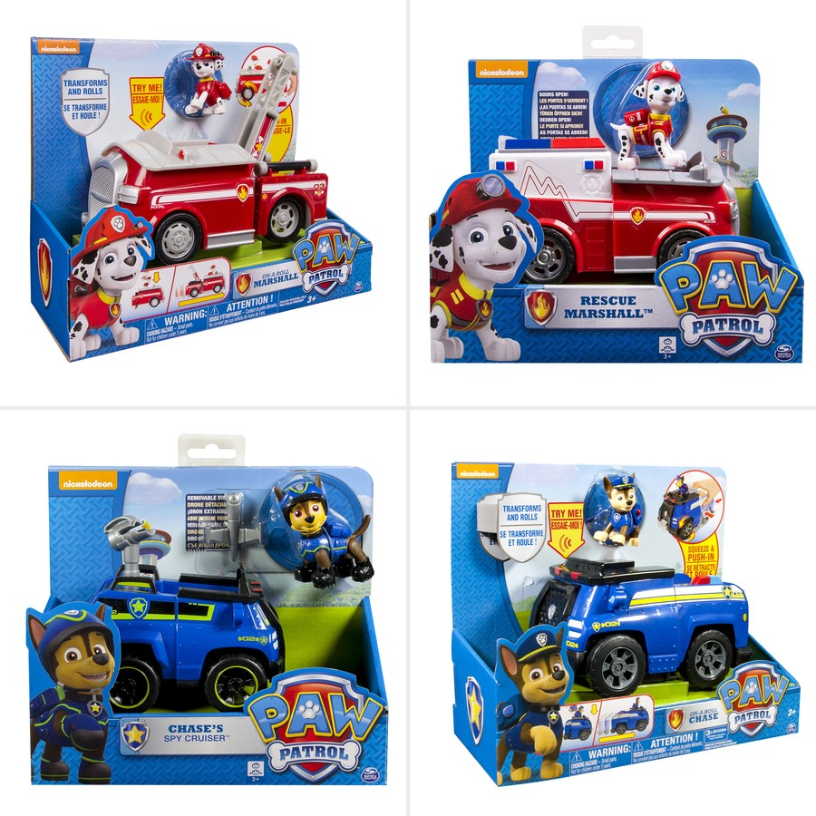 Baby Car Seat Belt Covers Paw Patrol Basic Vehicle Assorted Big W
