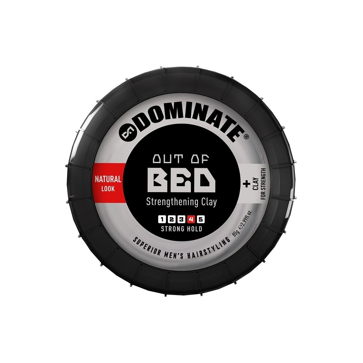 Big W Bed Dominate Out Of Bed Hair Clay 85 G Big W