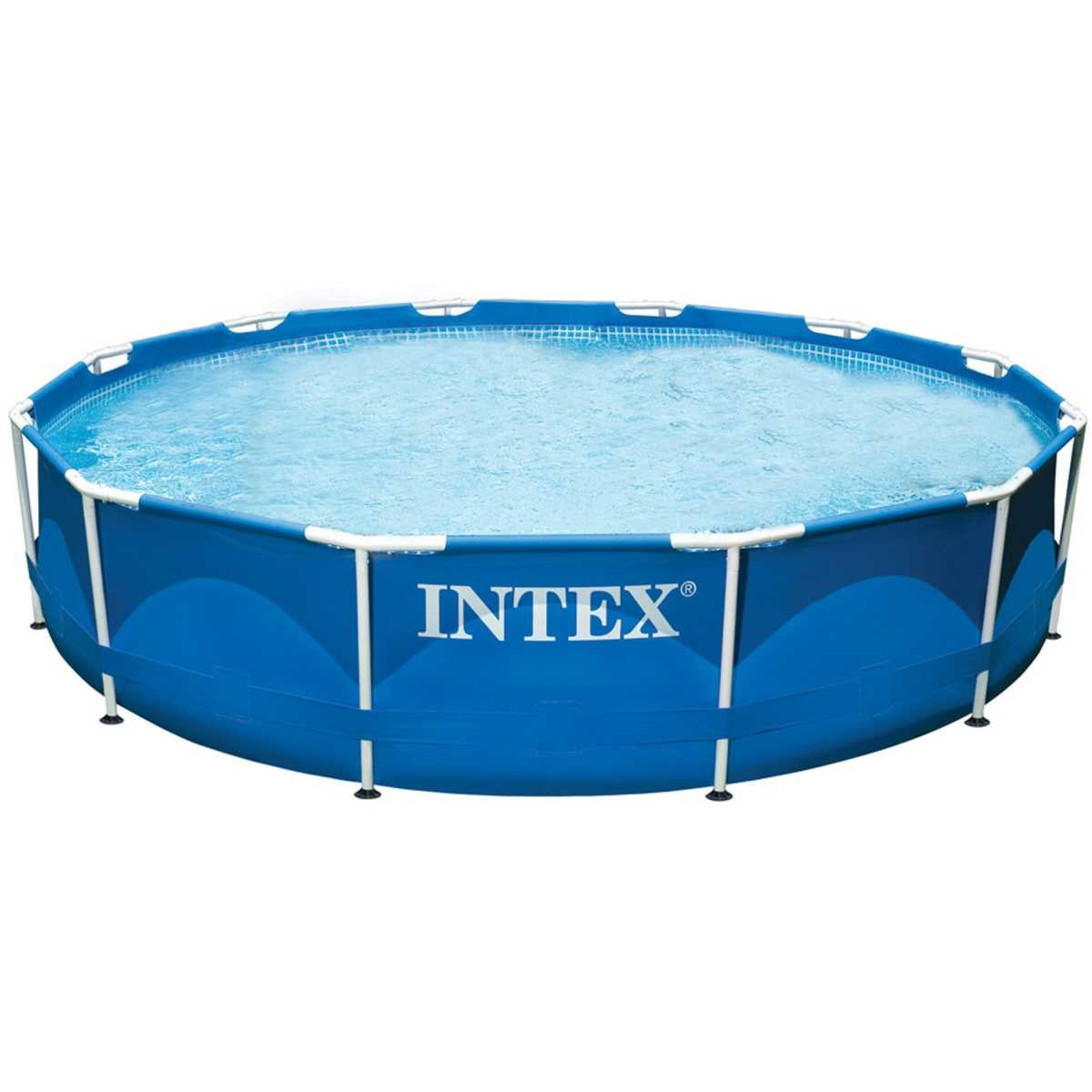 Intex Vs Bestway Review Intex 10 Foot Frame Pool