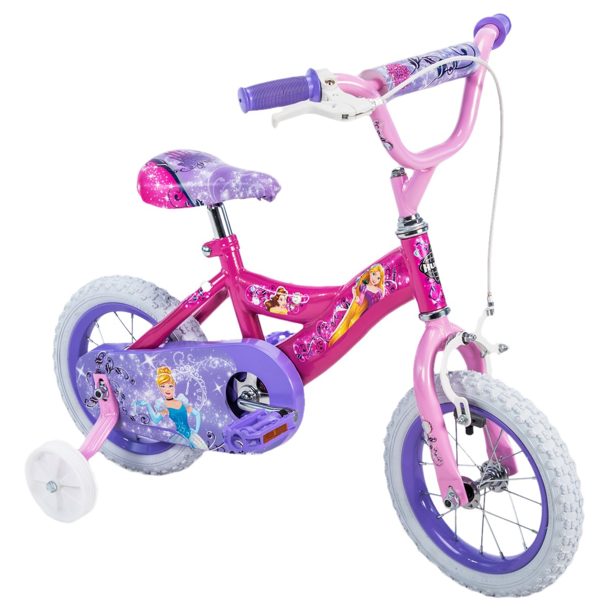 Bike Basket Big W Disney Princess Kids 30cm Bike
