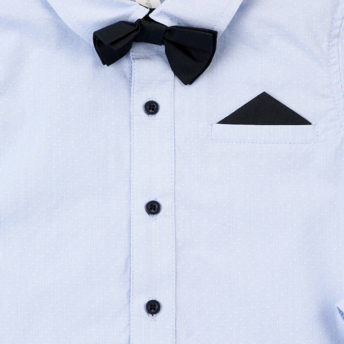 Big W Bow Tie Dymples Baby Bow Tie Shirt Blue Big W