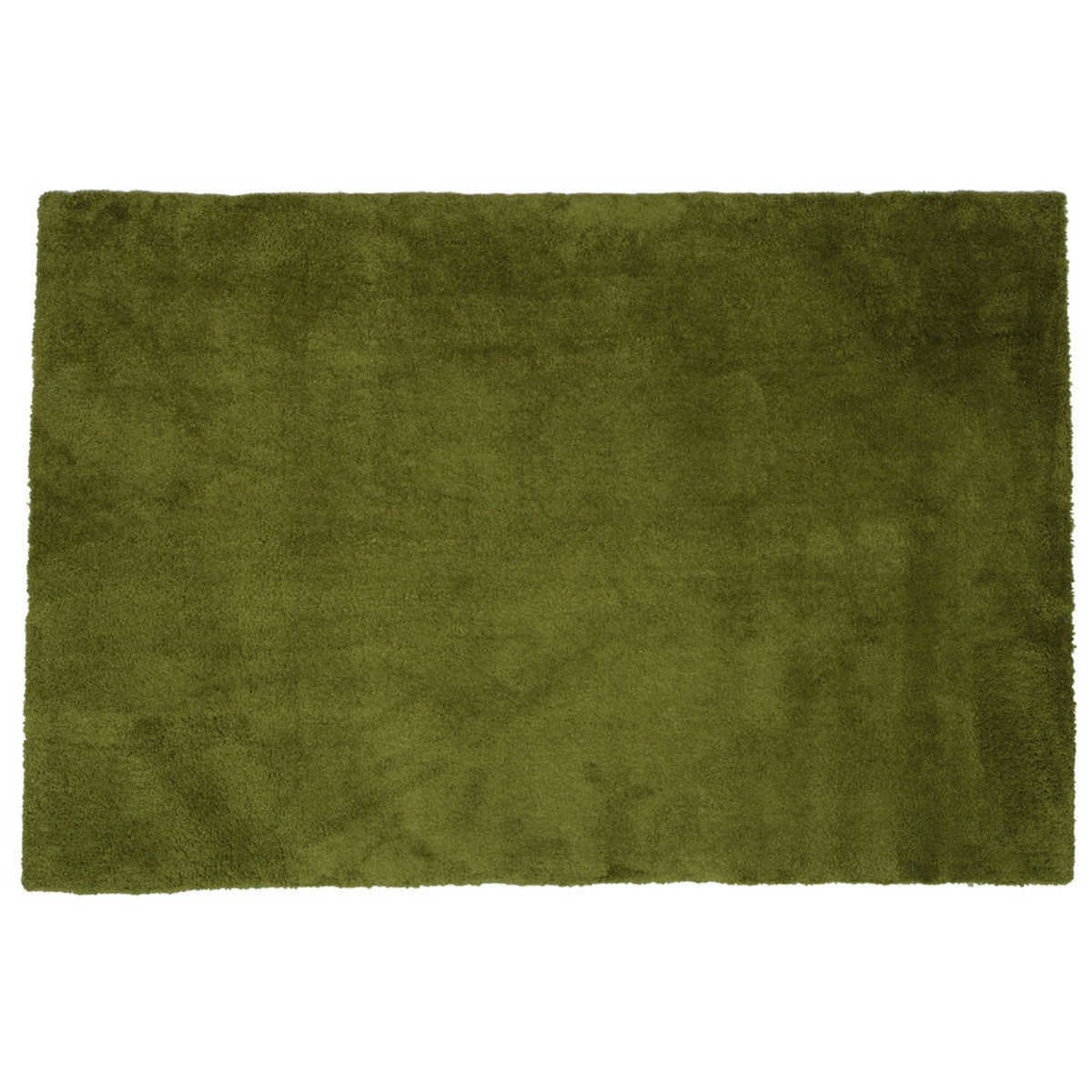 Big W Floor Mat House Home Plush Rug 100x150cm Green Big W