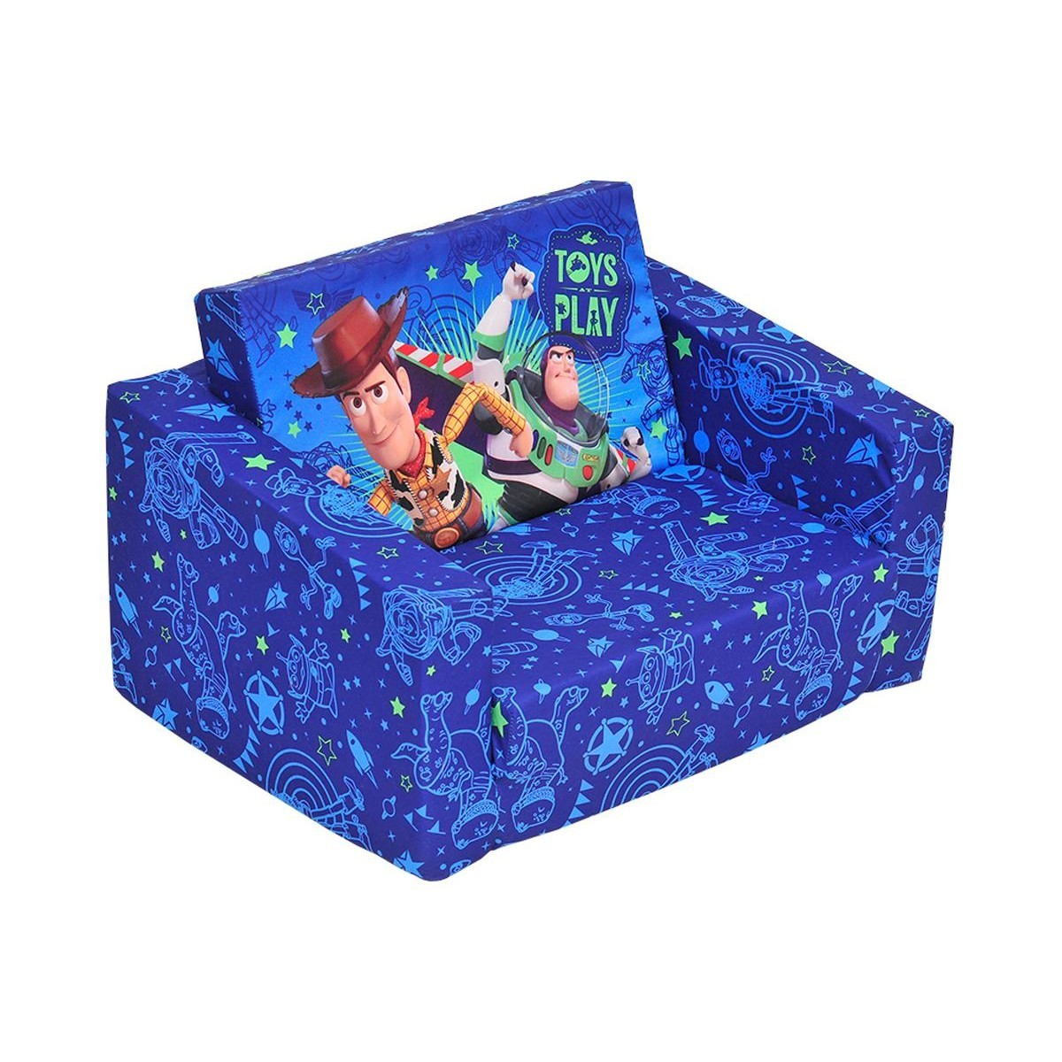 Big Inflatable Couch Toy Story 4 Flip Out Sofa