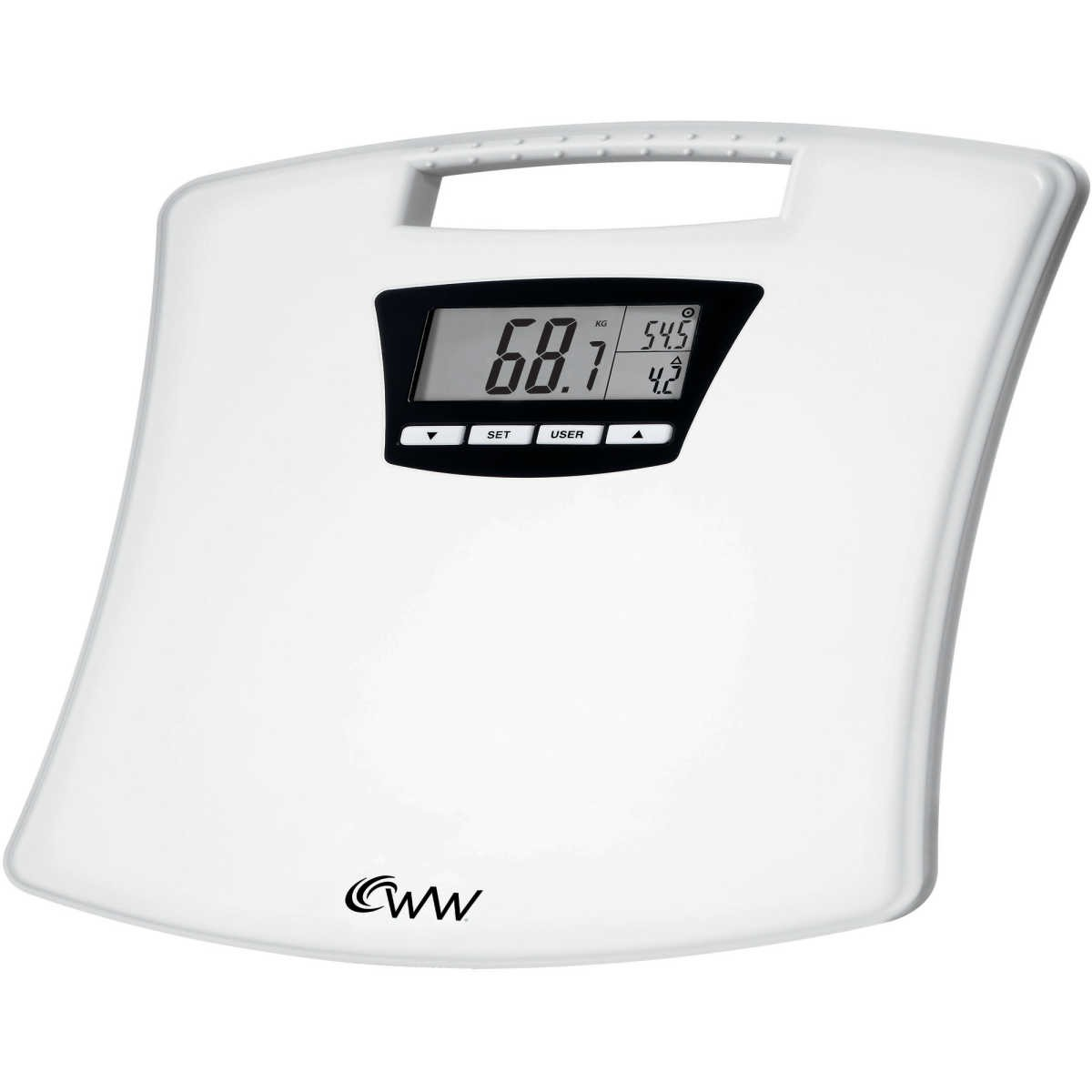 Luggage Scale Big W Weight Watchers Weight Tracking Electronic Scale Ww45a