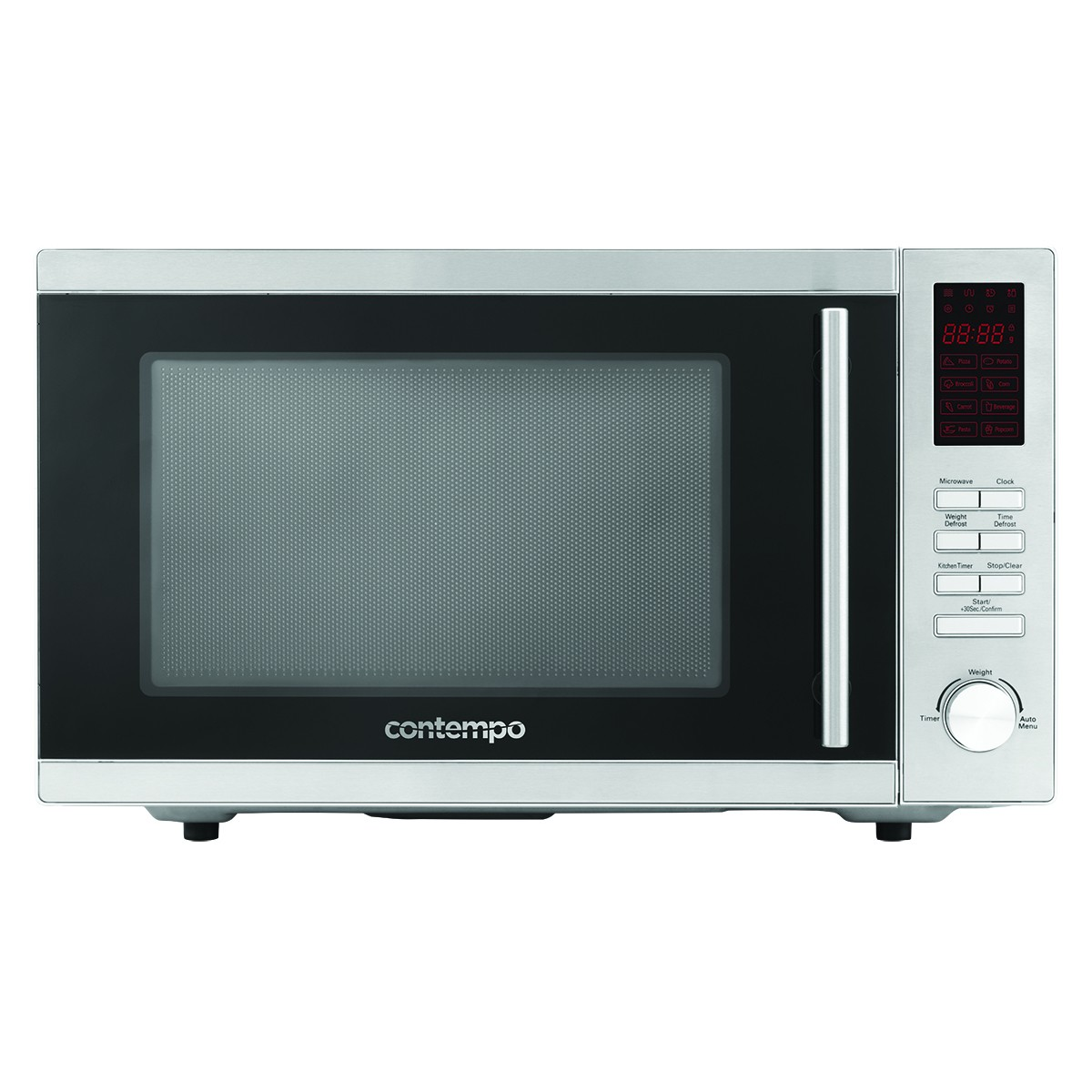 Big W Microwaves Contempo Medium Digital Microwave Oven Big W