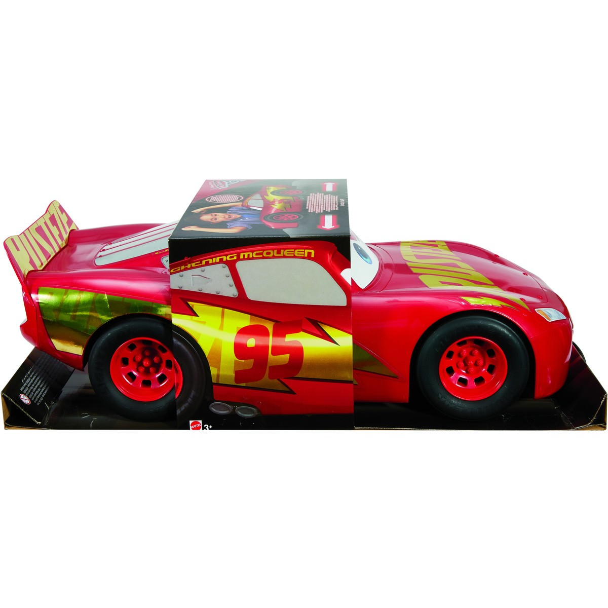 Big W Toy Cars Disney Pixar Cars 3 Rust Eze Racing Center Lightning