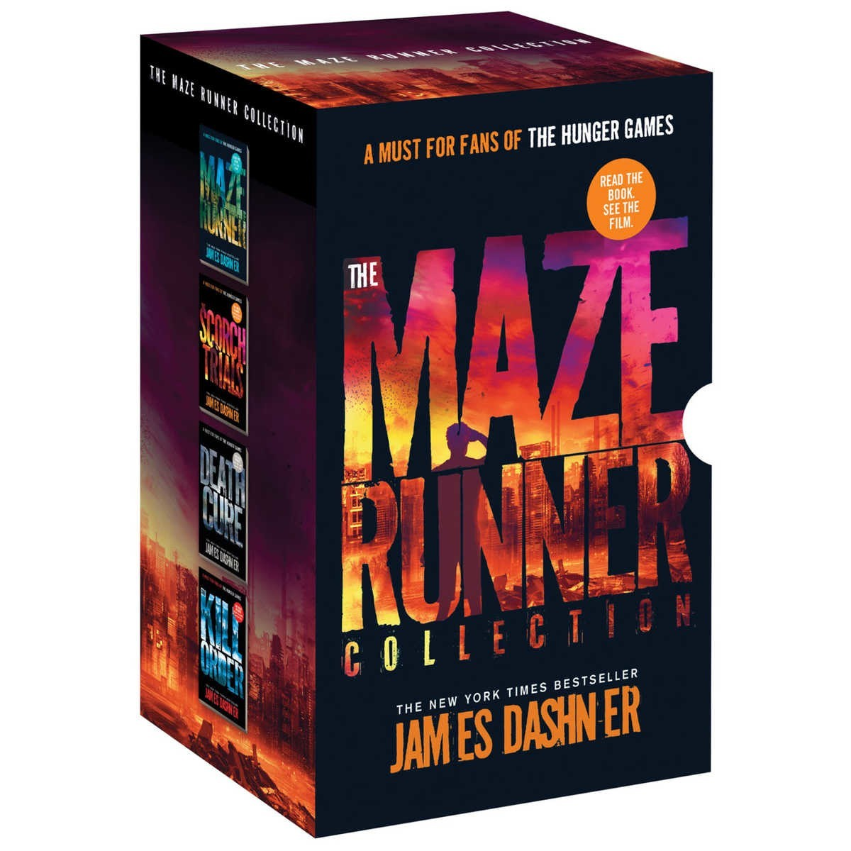 Big W Runners Maze Runner Collection Big W