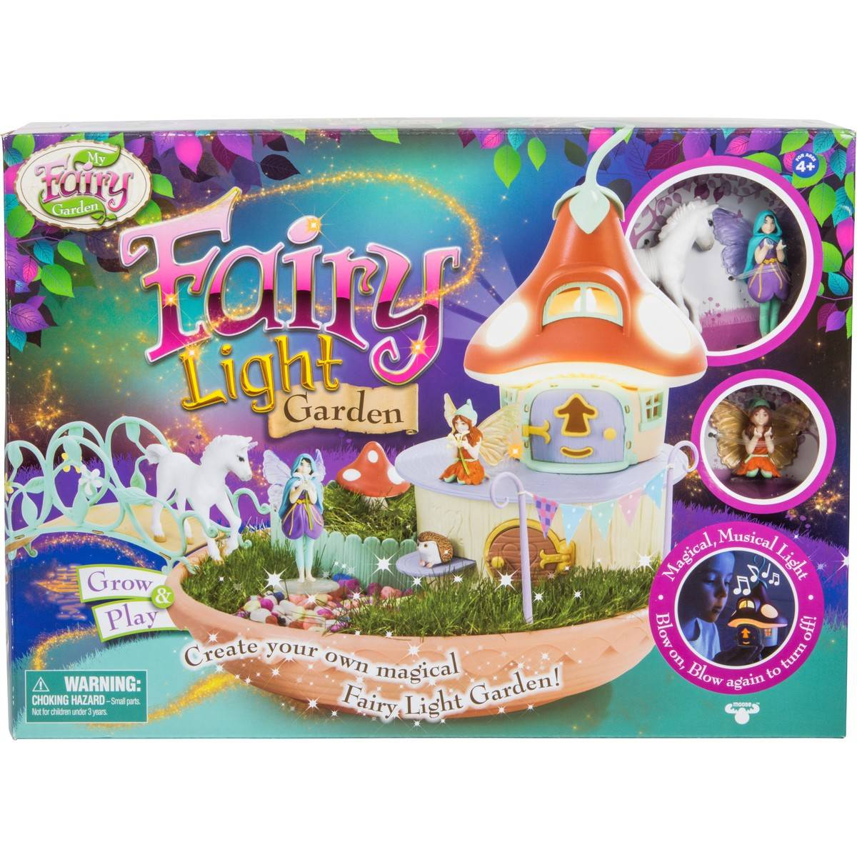Big W Lights My Fairy Garden Light Garden Big W