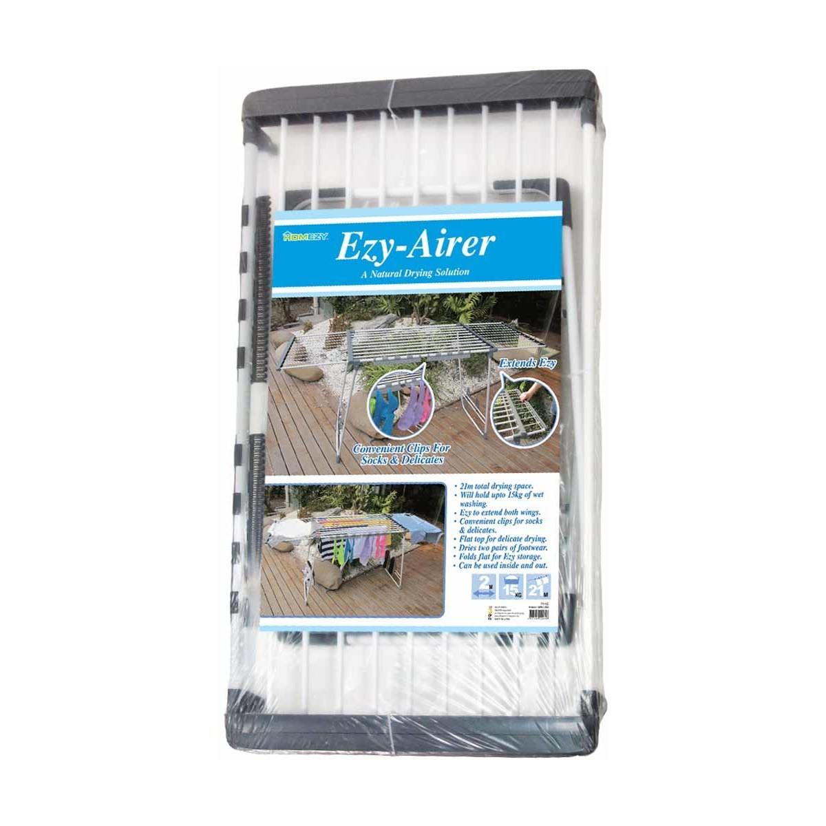 Bike Rack Big W Ezy Airer Clothes Rack