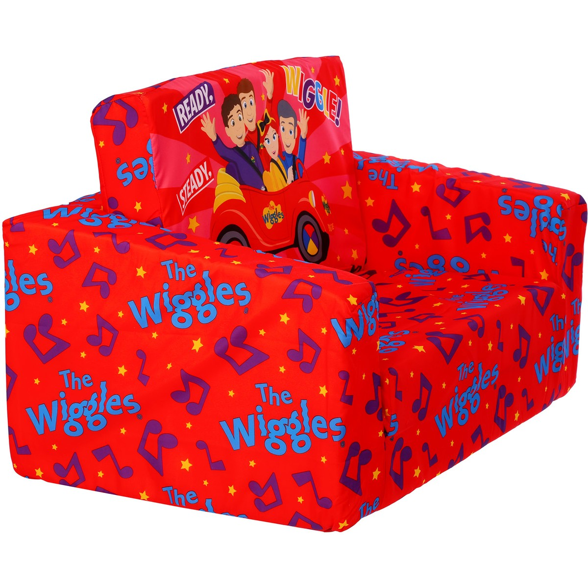 Big Inflatable Couch The Wiggles Flip Out Sofa