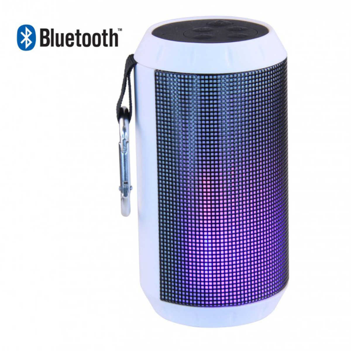 Big W Lights Laser Wireless Speaker With Led Lights And Fm Radio