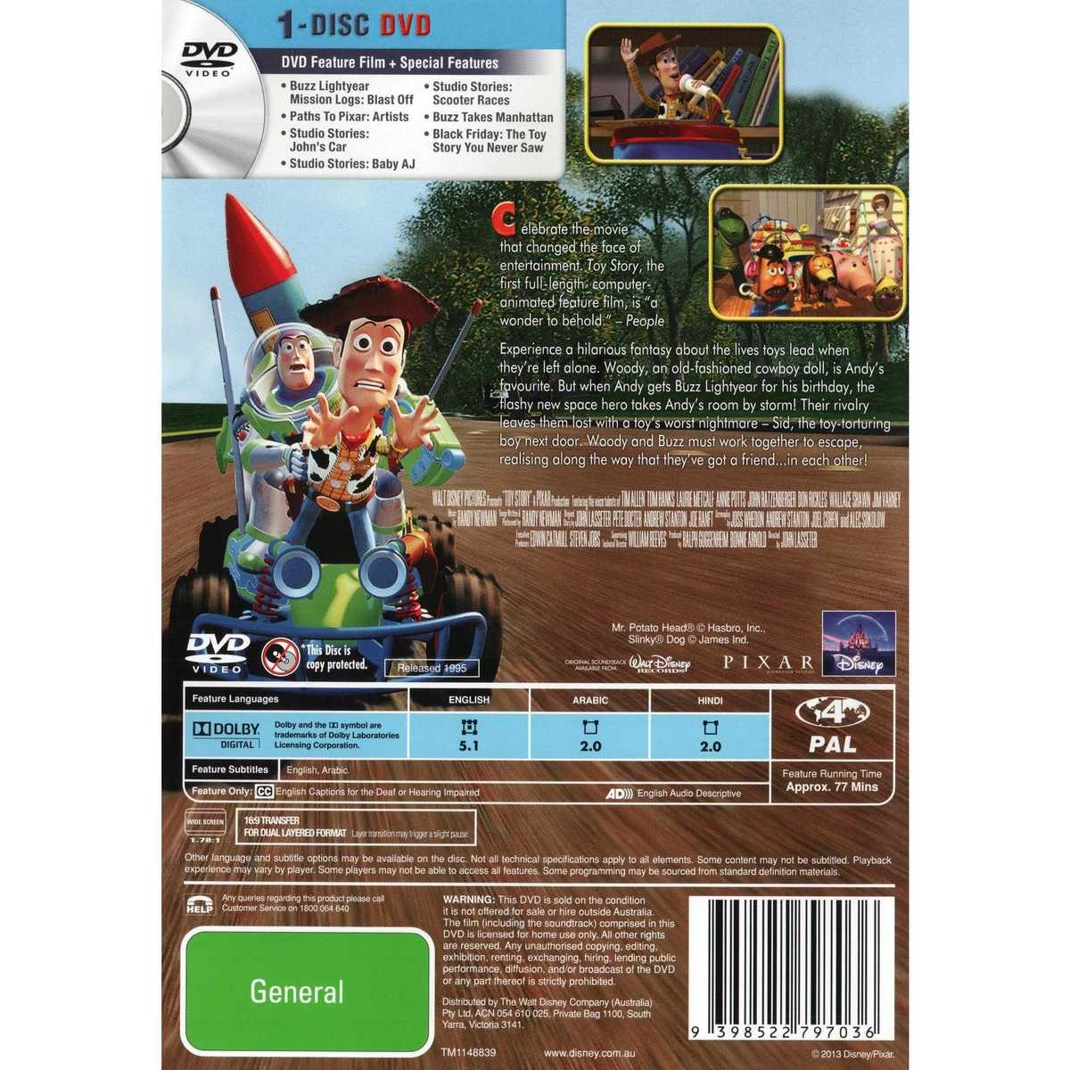 Big W Toys Catalogue Disney Pixar Collection Toy Story
