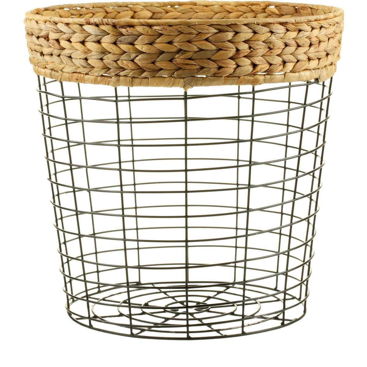 Bike Basket Big W House Home Arrow Weave Wire Basket Small