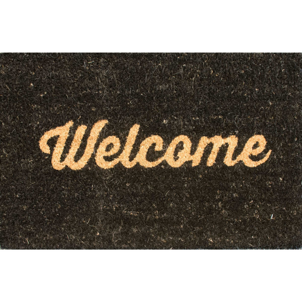 Big W Floor Mat Vivaldi Coir Welcome Door Mat