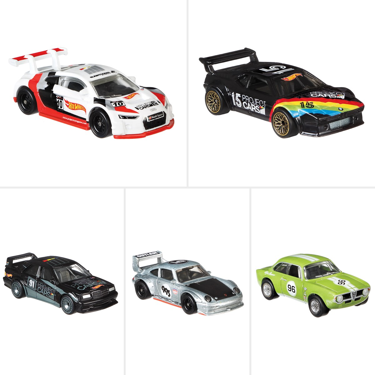 Big W Toy Cars Hot Wheels Car Culture Assorted Big W