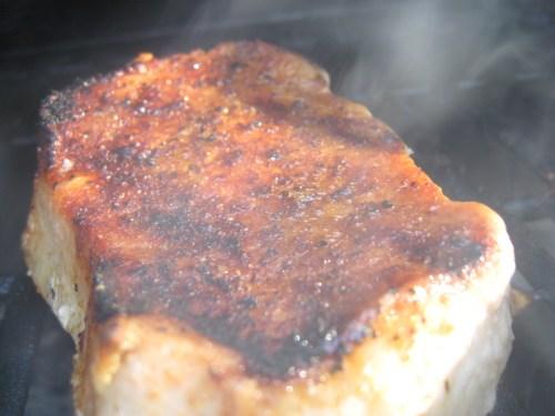 Mmmmm pork chop...
