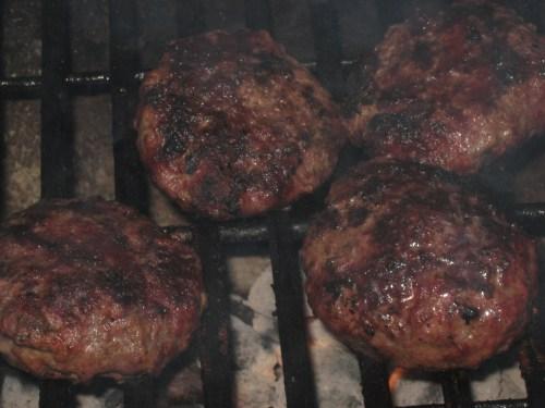Mmmmm burger...