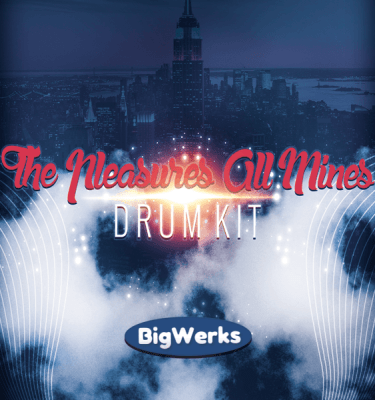 Big Werks -- The Plesures all Mines Drum Kit - 600x600