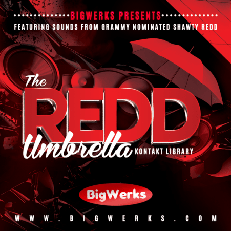 Big Werks -- THE REDD UMBRELLA - 600x600