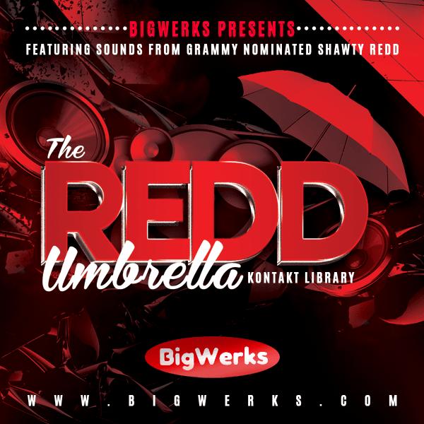 Big Werks -- THE REDD UMBRELLA - 600x600