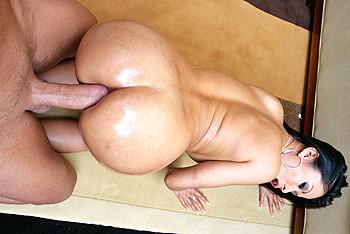 just big asses in thongs