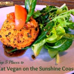 Top 5 Places to Eat Vegan on the Sunshine Coast