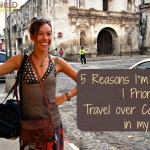 5 Reasons I'm Glad I Prioritised Travel over Career in my 20's