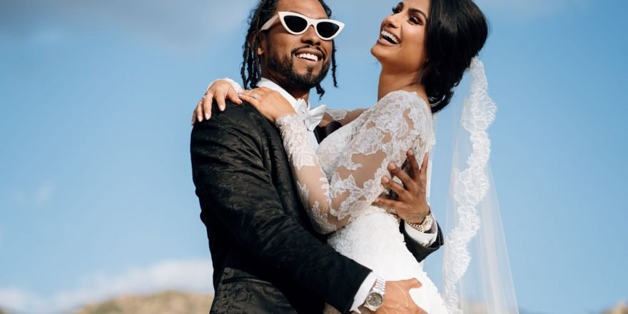 Miguel and Nazanin Mandi Share Their Wedding Party Playlists - Big