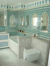 Moroccan Bathroom | BIID