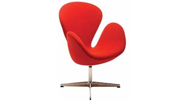 Arturo Arne Jacobsens Modern Classic Swan Chair Toronto