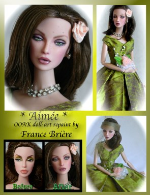 Fashion Royalty Aimee