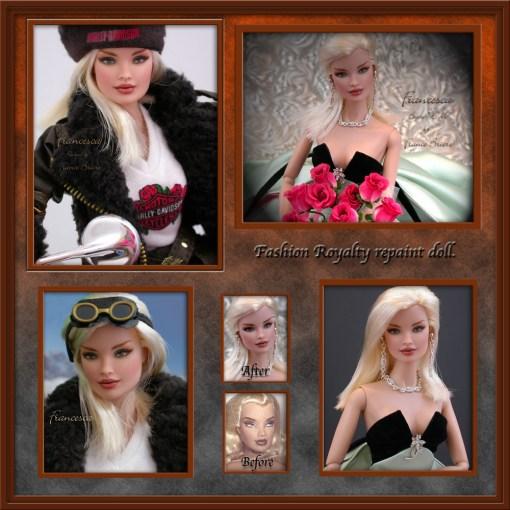 Fashion Royalty Francesca