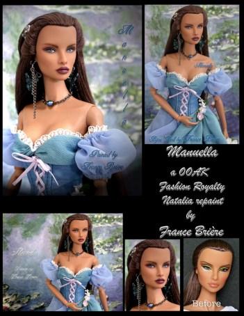 Fashion Royalty Manuella 10
