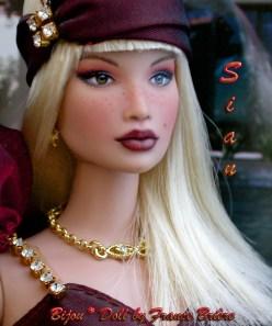Fashion Royalty Sian