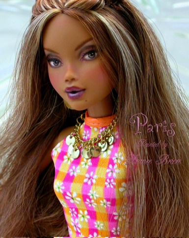 Barbie My Scene Paris