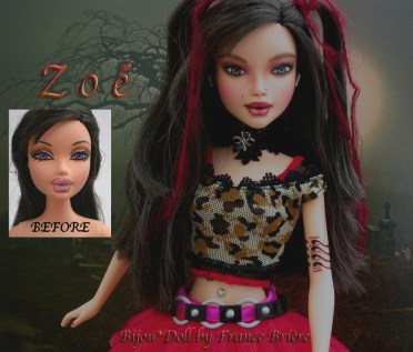 Barbie My Scene Zoe