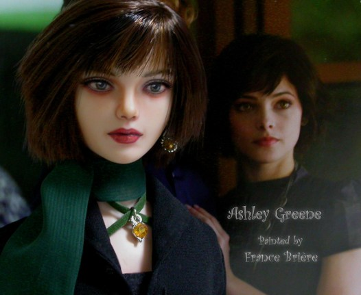 Gene Ashley Greene as Alice