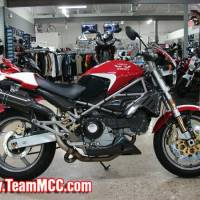 Foggy Ducati - 2002 Ducati Monster S4 Fogarty Edition