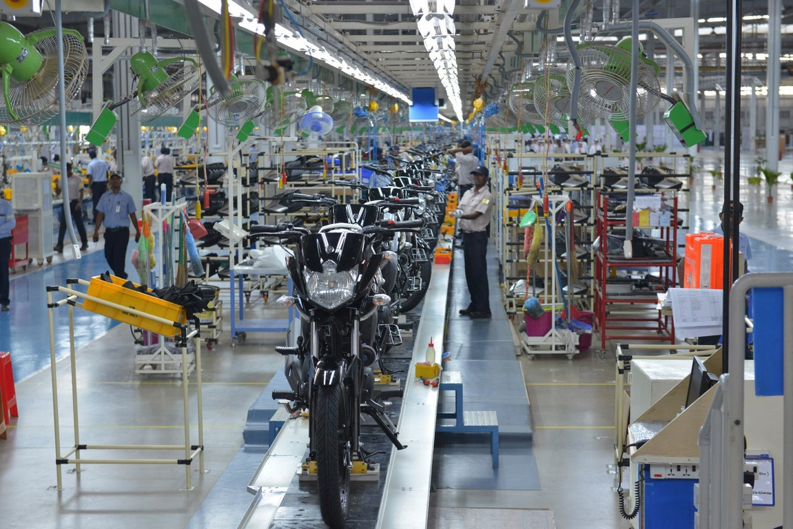 Manufacturers India Yamaha Inaugurates New Plant In Chennai Its Third In India