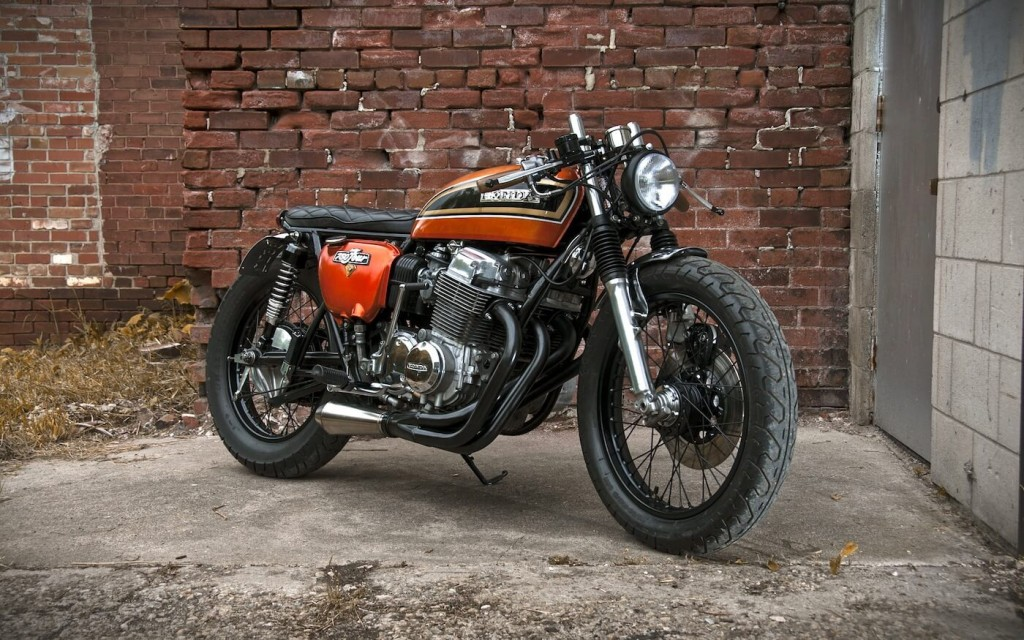 Low Budget Cafe Racer - Guide BikeBrewers