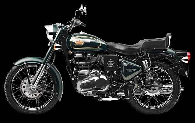 Rent Standard Bullet 500cc