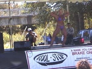 2003 Santa Cruz NBG Fest GabriellePose
