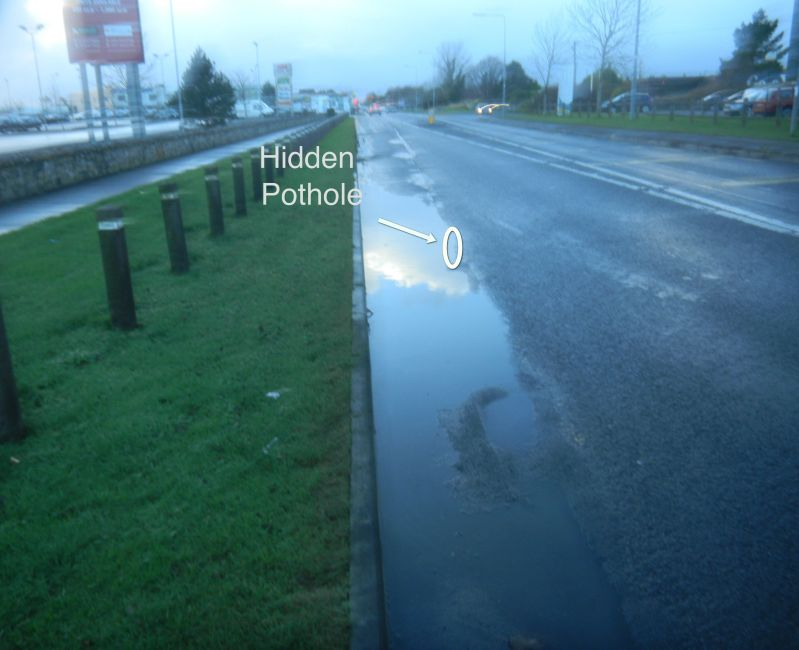 Eagle Pothole Disaster @ Old Castlebar Airport Gives Way to NBG Pot of Gold