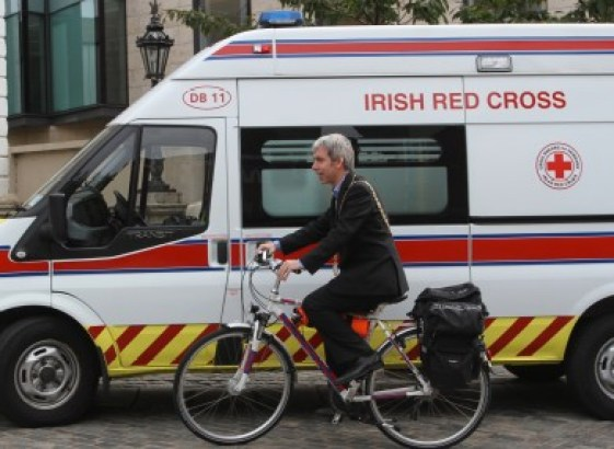 Bike Ambulances http://www.thejournal.ie/presenting-the-ambulance-on-a-bike-220991-Sep2011/
