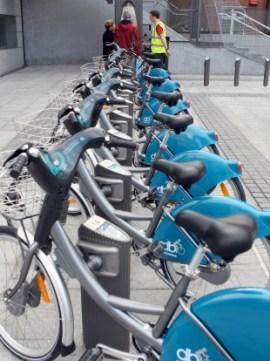 Dublin Bike Rental Scheme