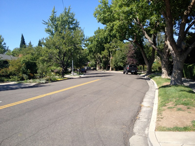 Reno to Verdi Bike Lane Heaven, Its Neighborhoods and.......