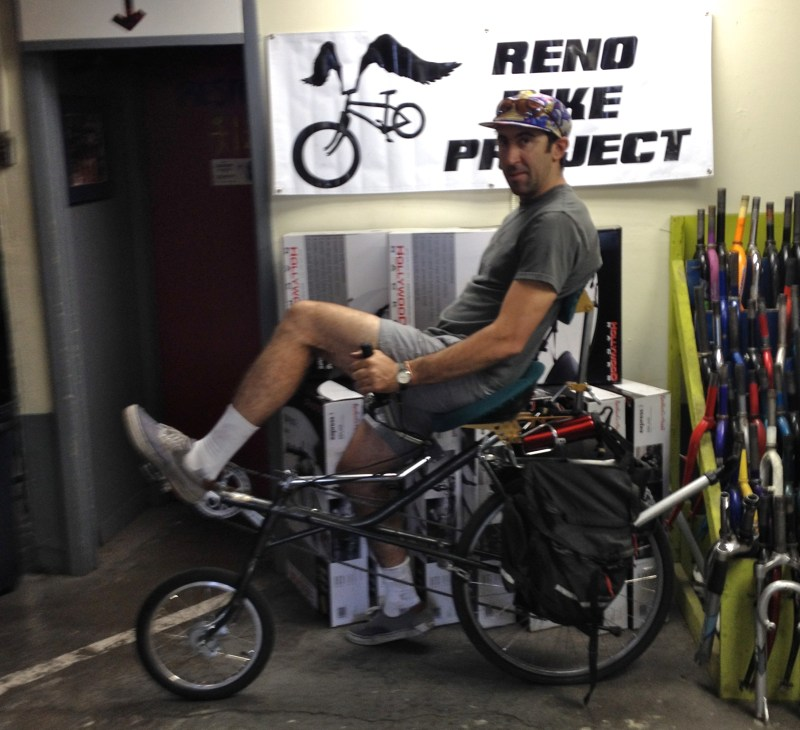 Reno Bike Project Noah, Bike Share Study, Auto Museum and...
