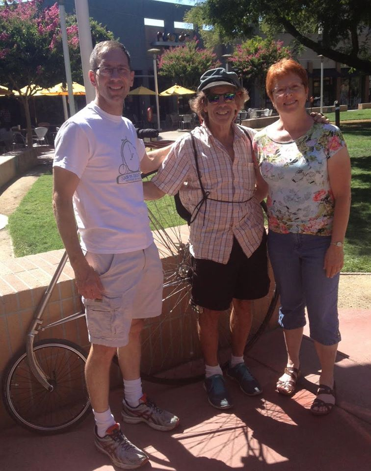 Amy Leaves Saturday, My meetings with Stacie Frerichs and Davis Mayors, Davis NBG Fest and...