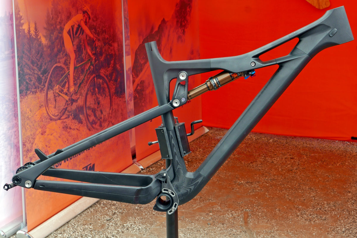 Ktm Mtb Shop Ktm Prowler Prototype Carbon All Mountain Bike Ready For